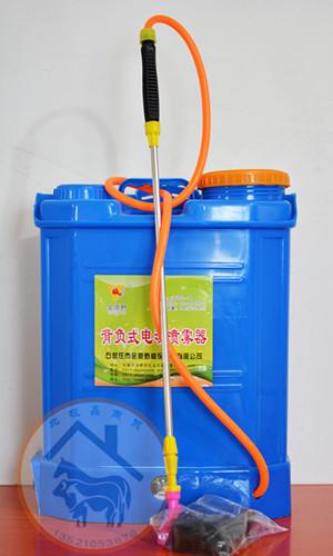 电动喷雾器开关接线图